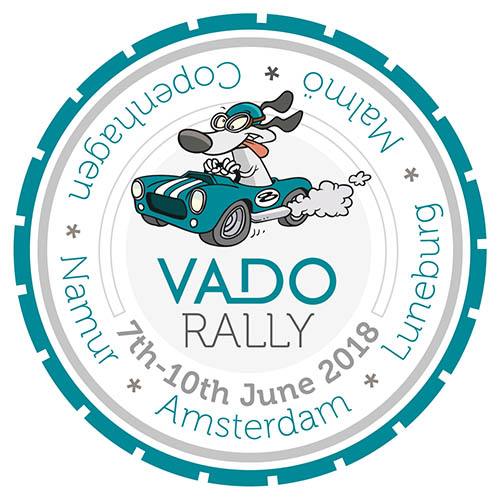 kbbreview signs up for the Vado Rally 2018
