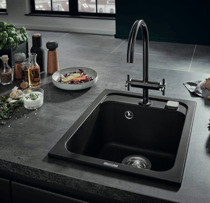 KITCHEN TRENDS: Grohe